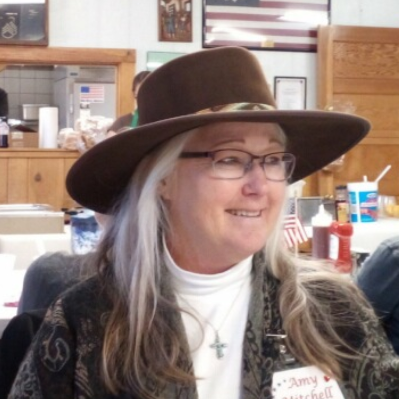 February 2, 2020 VFW Breakfast in Shawnee. I have a great time meeting our veterans and Park County residents. AND the breakfast was delicious!