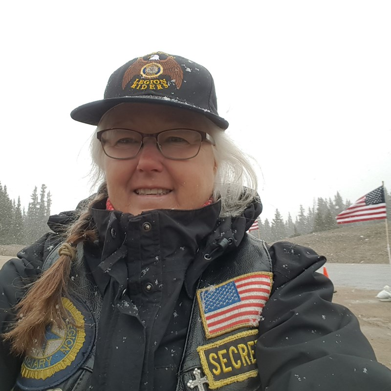 May 24, 2020Hoosier Pass summit.  Memorial Day Ceremony to honor our fallen soldiers.