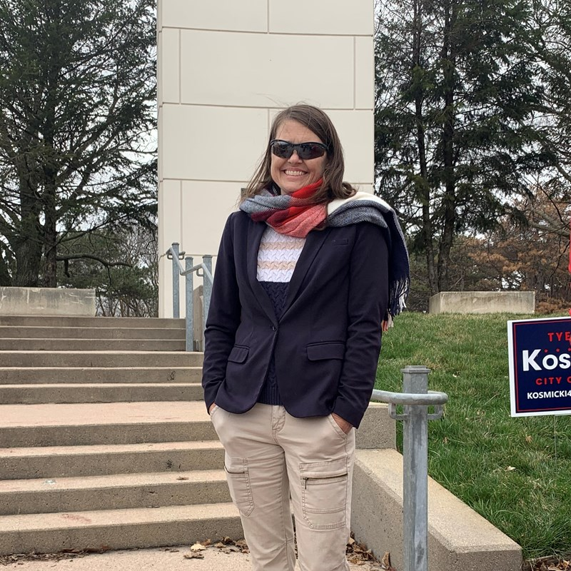 District 5 Omaha City Council Candidate Kathleen Kauth