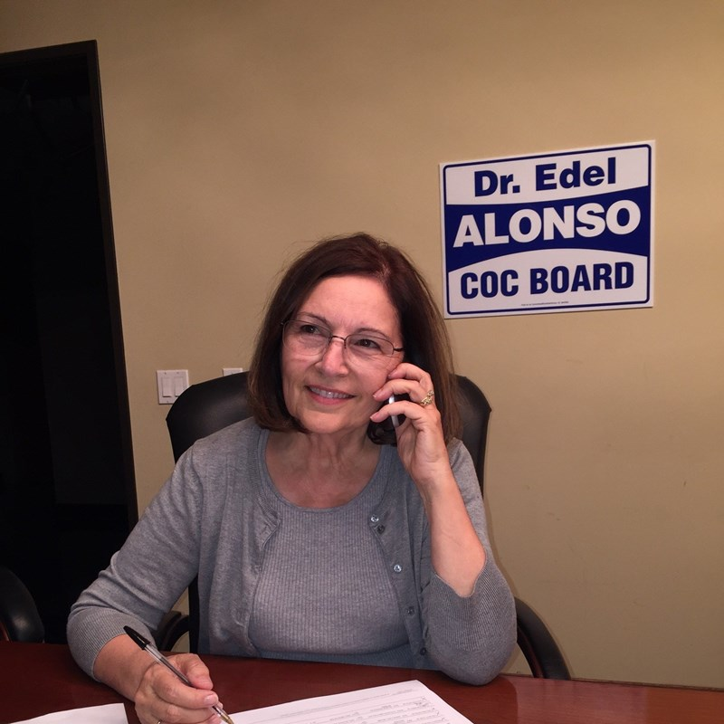 Making Phone Calls to Voters