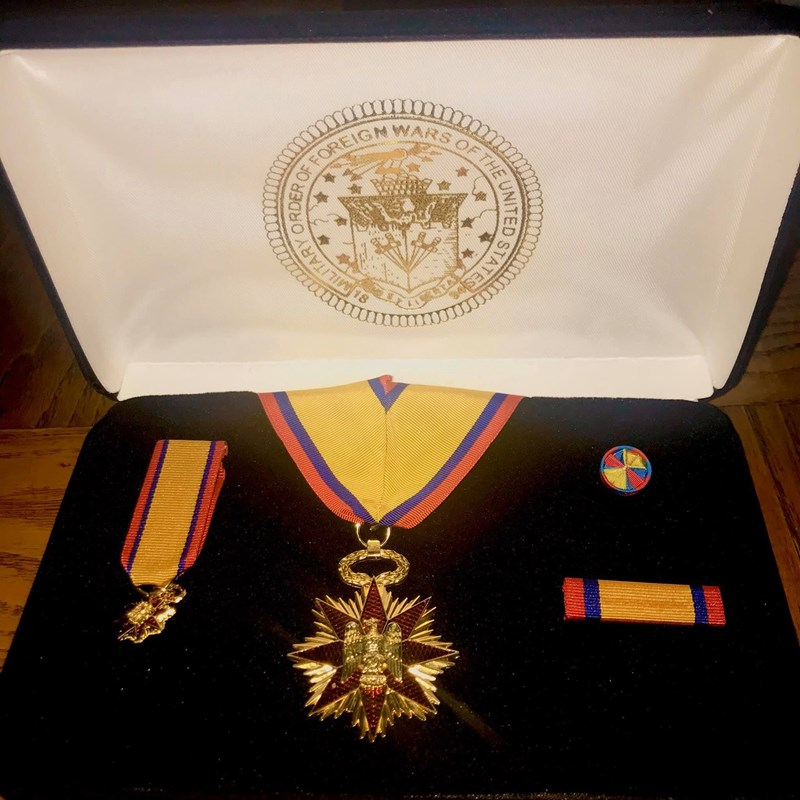 Companion, Military Order of Foreign Wars