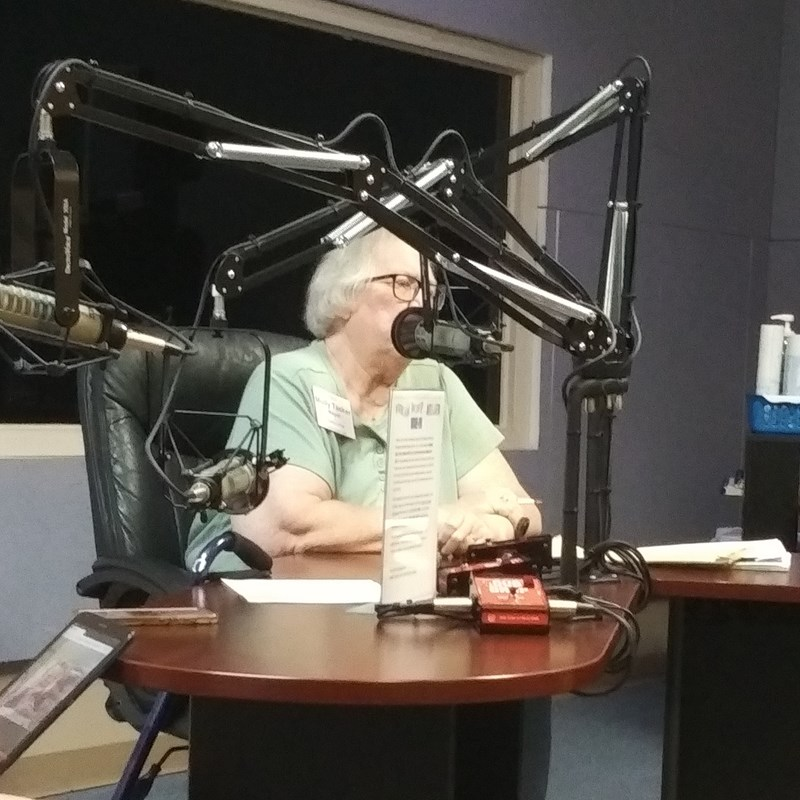 Molly as guest on Viewpoint with Seeta and Friends August 10, 2020