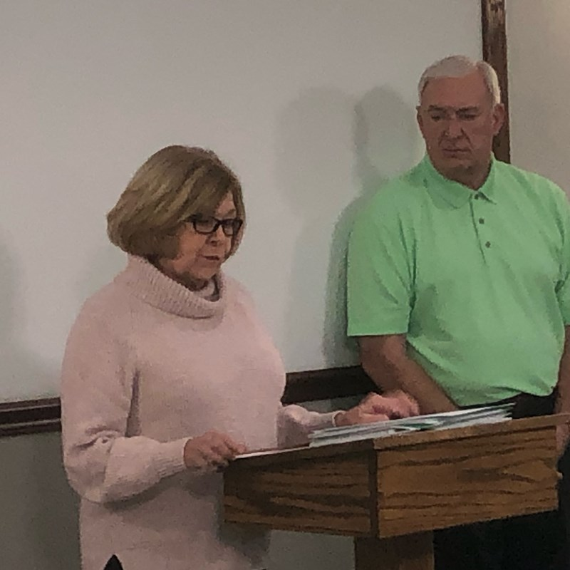 Marilyn Jacobcik and Jack Baird, Lorain Board of Elections