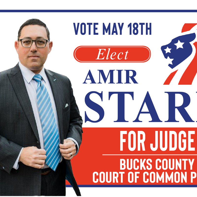 Reaching out to all voters of Bucks County